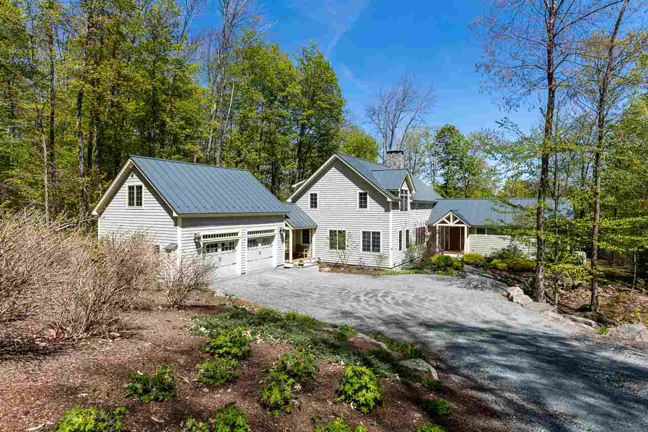 GRANTHAM NH Lake House for sale $$875,000 | $219 per sq.ft.