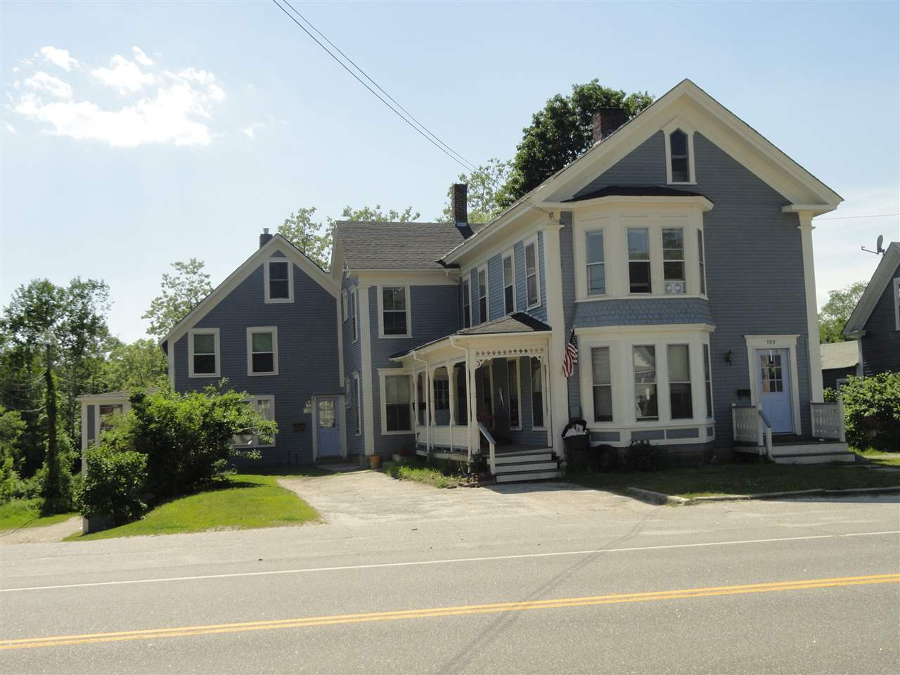 NEWPORT NH Multi Family for sale $$129,000 | $34 per sq.ft.