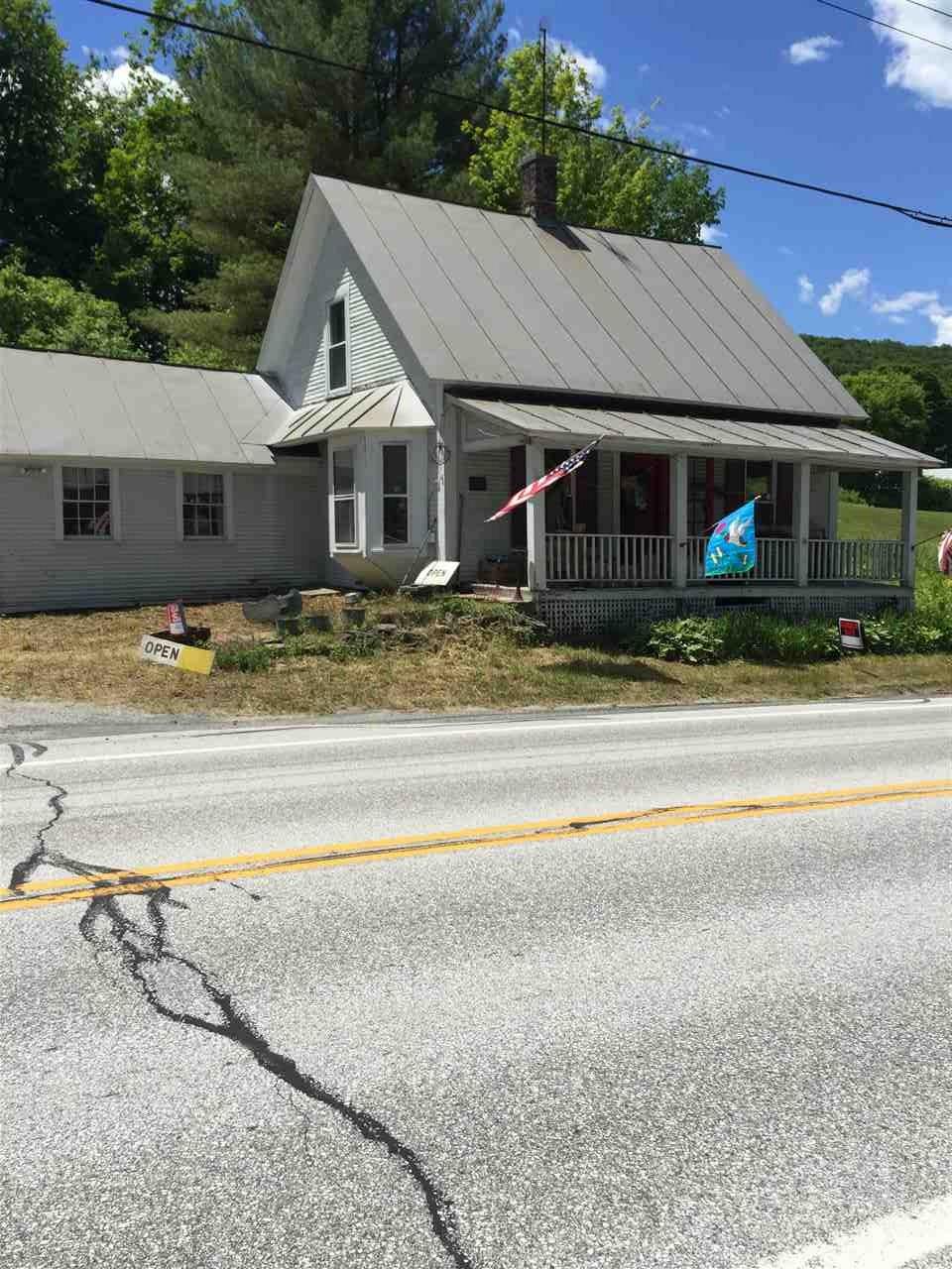 Hartland VT commercial property $99,900