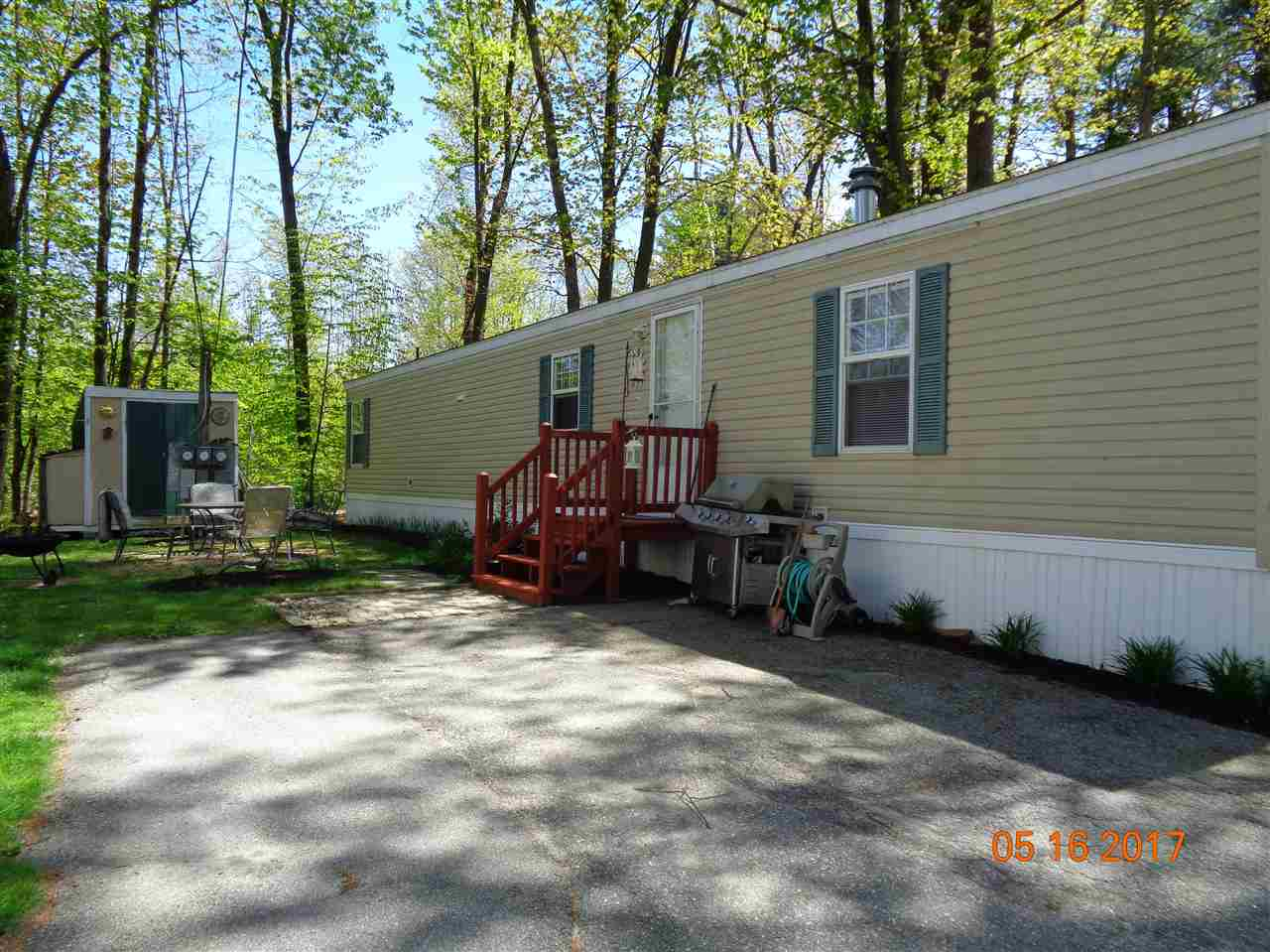 Merrimack NH Mobile-Manufacured Home for sale $List Price is $53,900