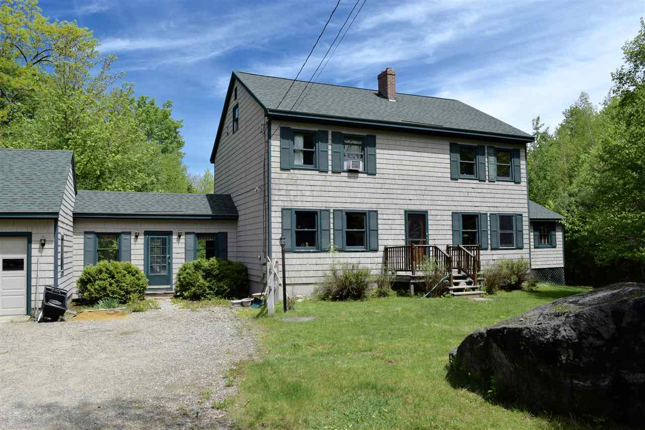 NEW HAMPTON NH  Home for sale $284,900