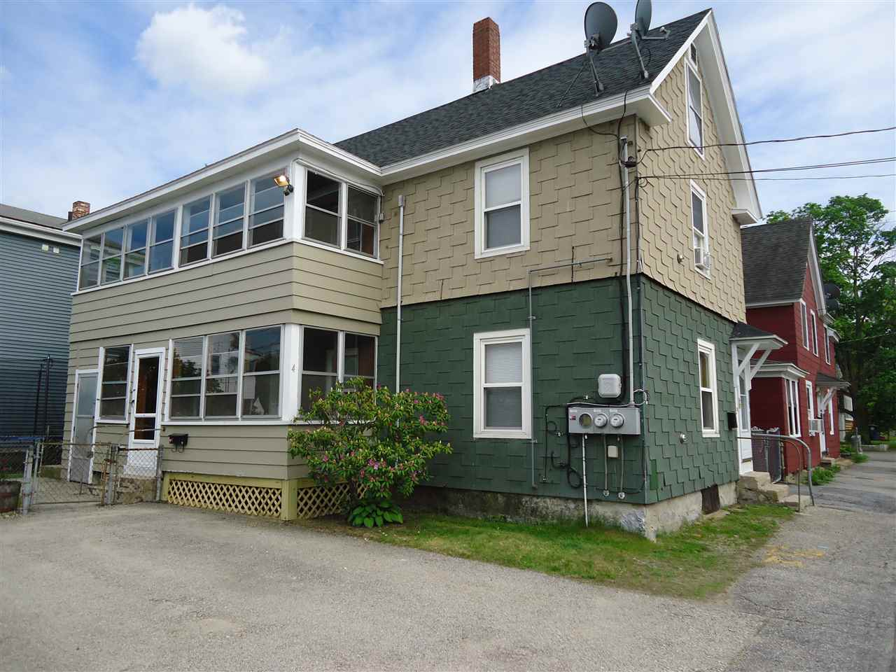 Nashua NHMulti Family for sale $List Price is $190,000