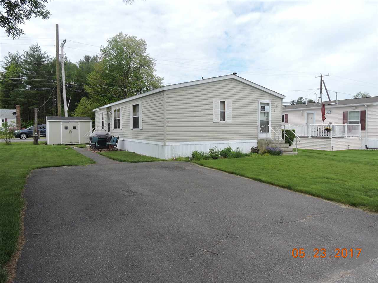 Derry NHMobile-Manufacured Home for sale $List Price is $70,000