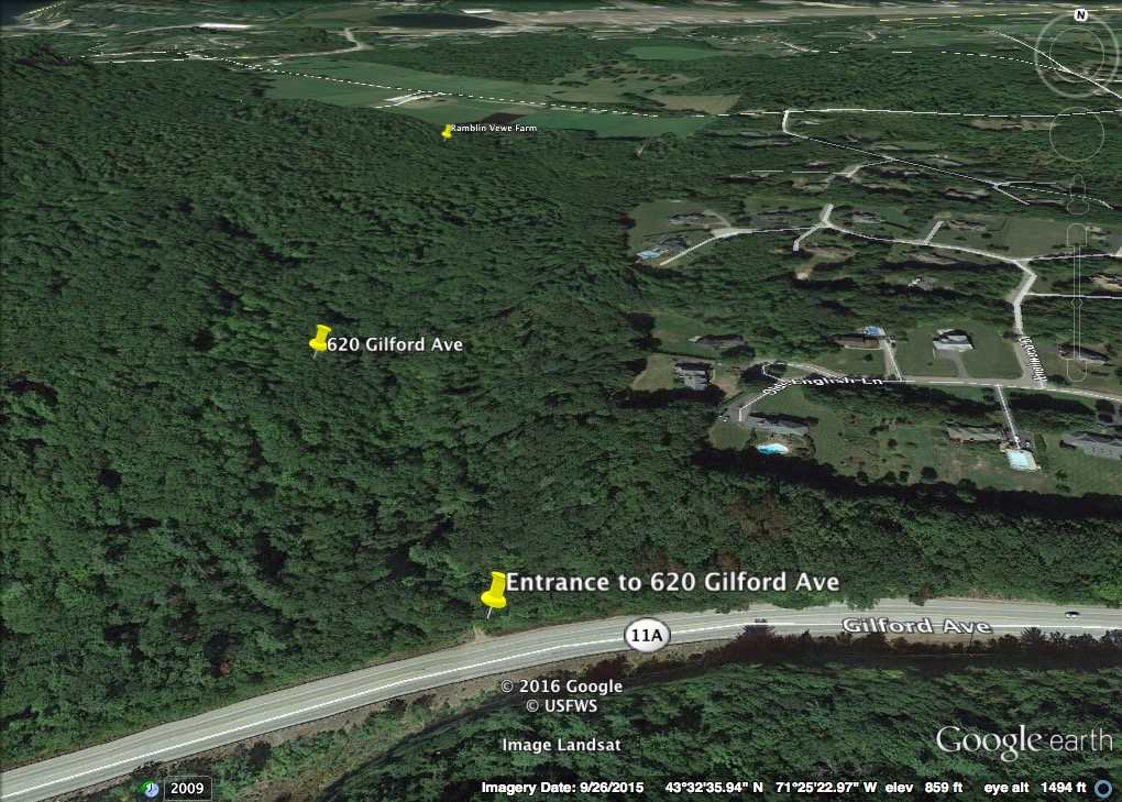 GILFORD NH  NH Land for sale $199,900