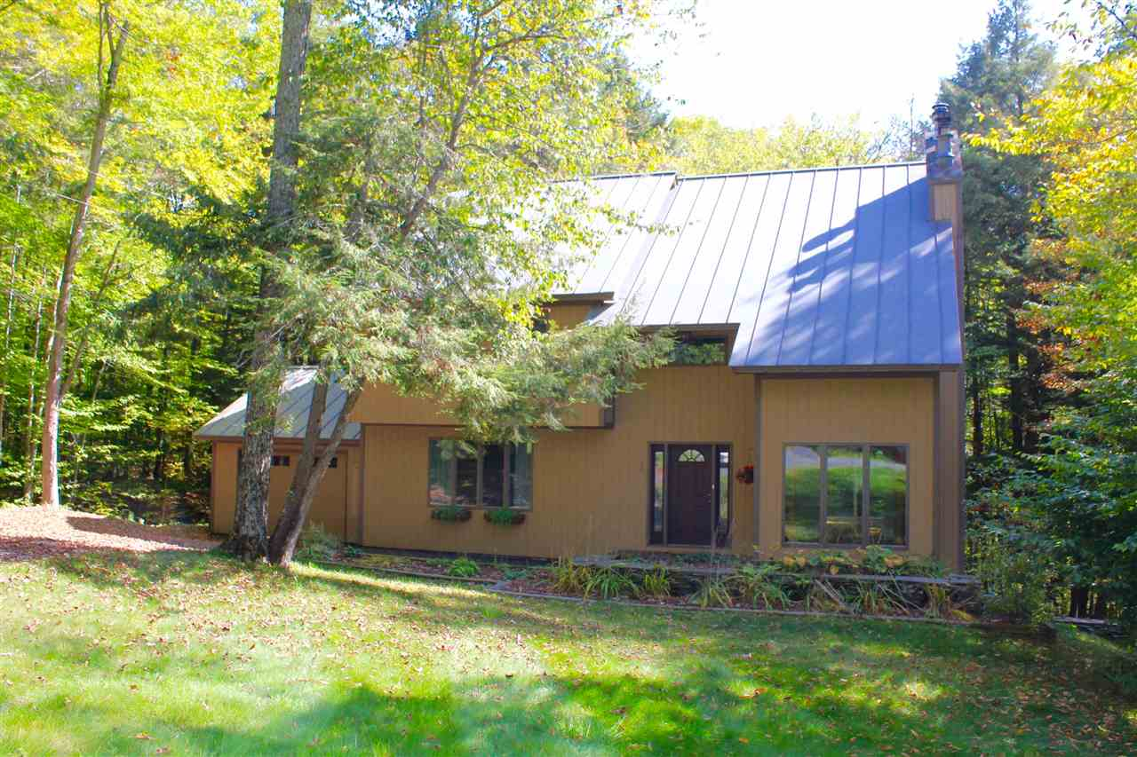 VILLAGE OF QUECHEE IN TOWN OF HARTFORD VT Home for sale $$389,000 | $154 per sq.ft.