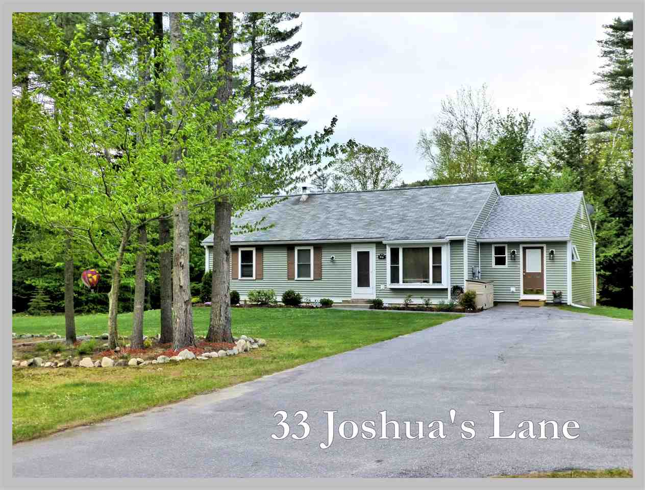 33 Joshuas Lane, Thornton, NH 03285