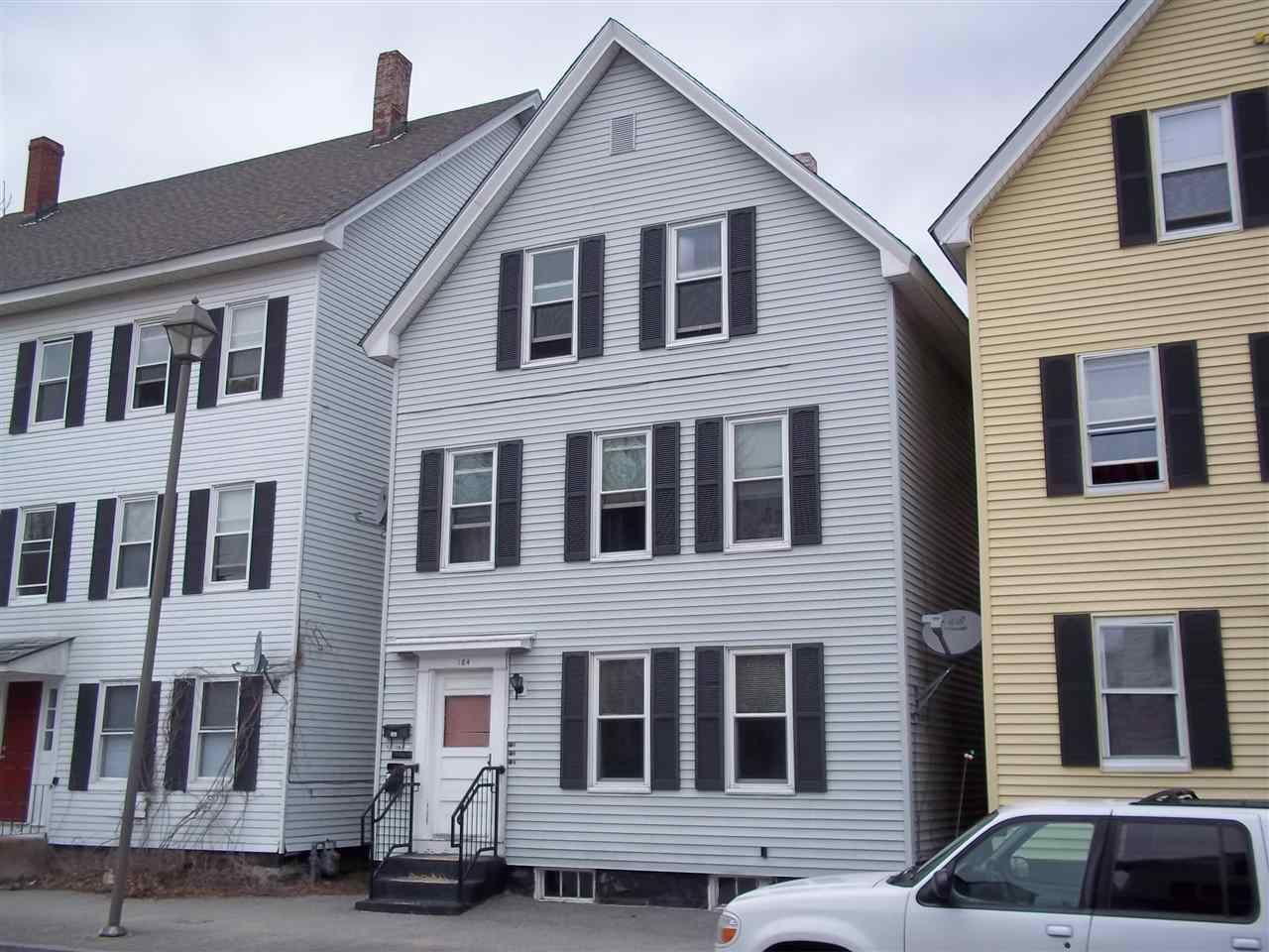 Manchester NH Multi Family for sale $List Price is $79,900