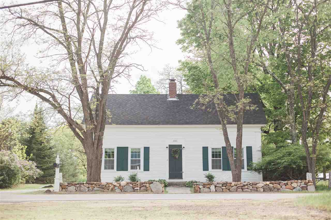 BARNSTEAD NH  Home for sale $199,500