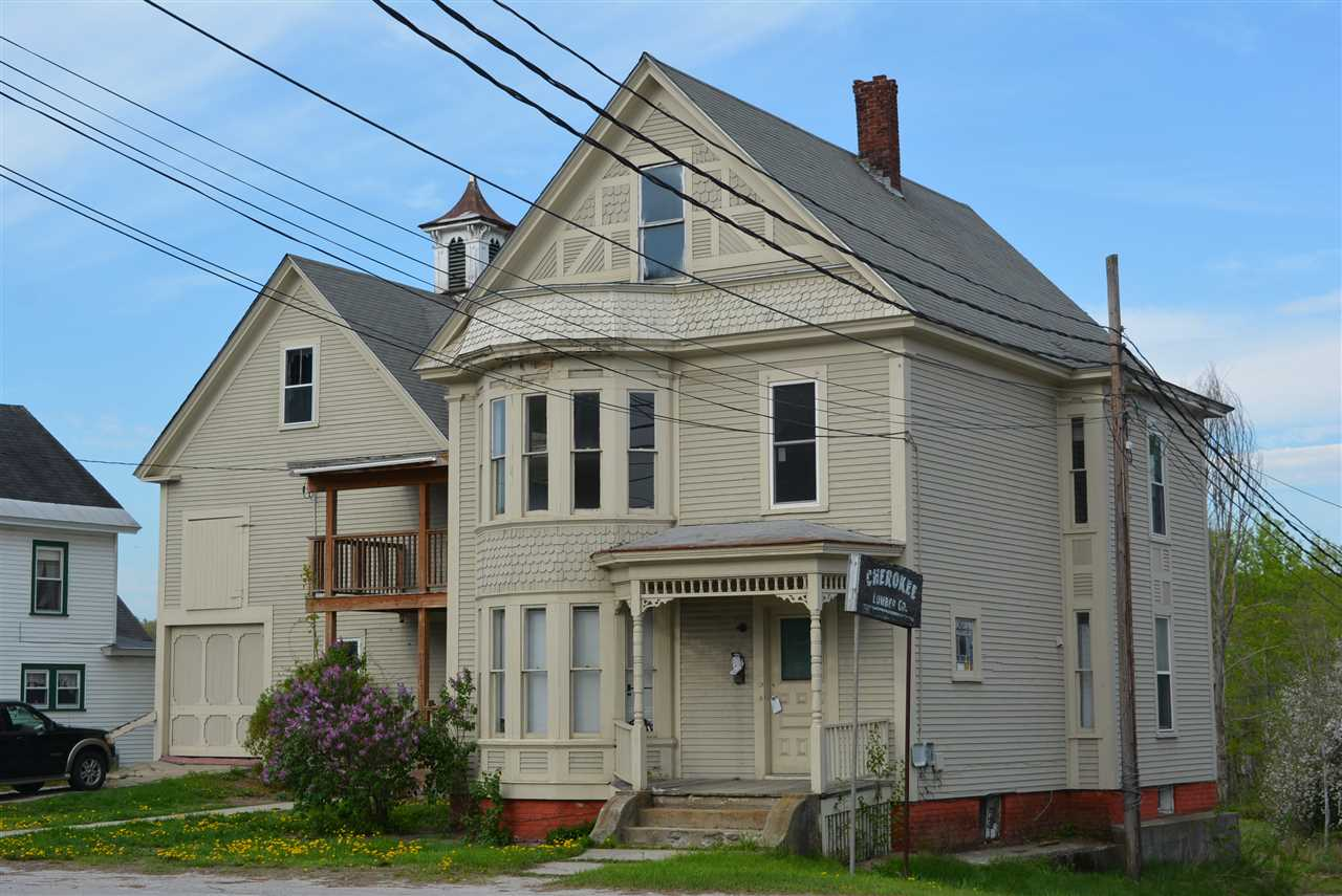 NEWPORT NH Multi Family for sale $$109,000 | $39 per sq.ft.