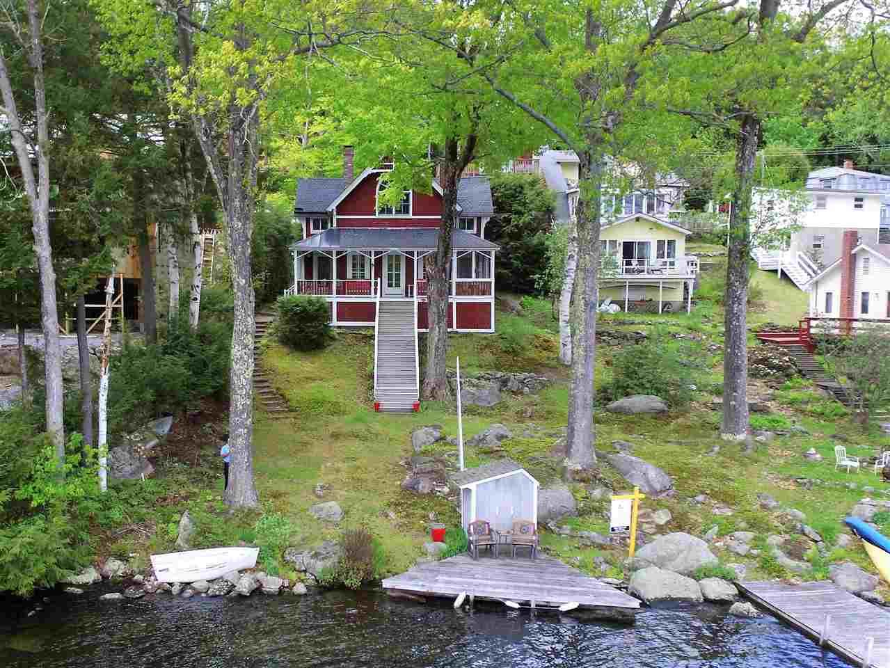 SUNAPEE NHLake House for sale $$995,000 | $600 per sq.ft.