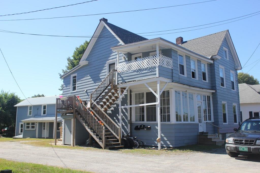 Springfield VT Multi Family for sale $List Price is $74,900