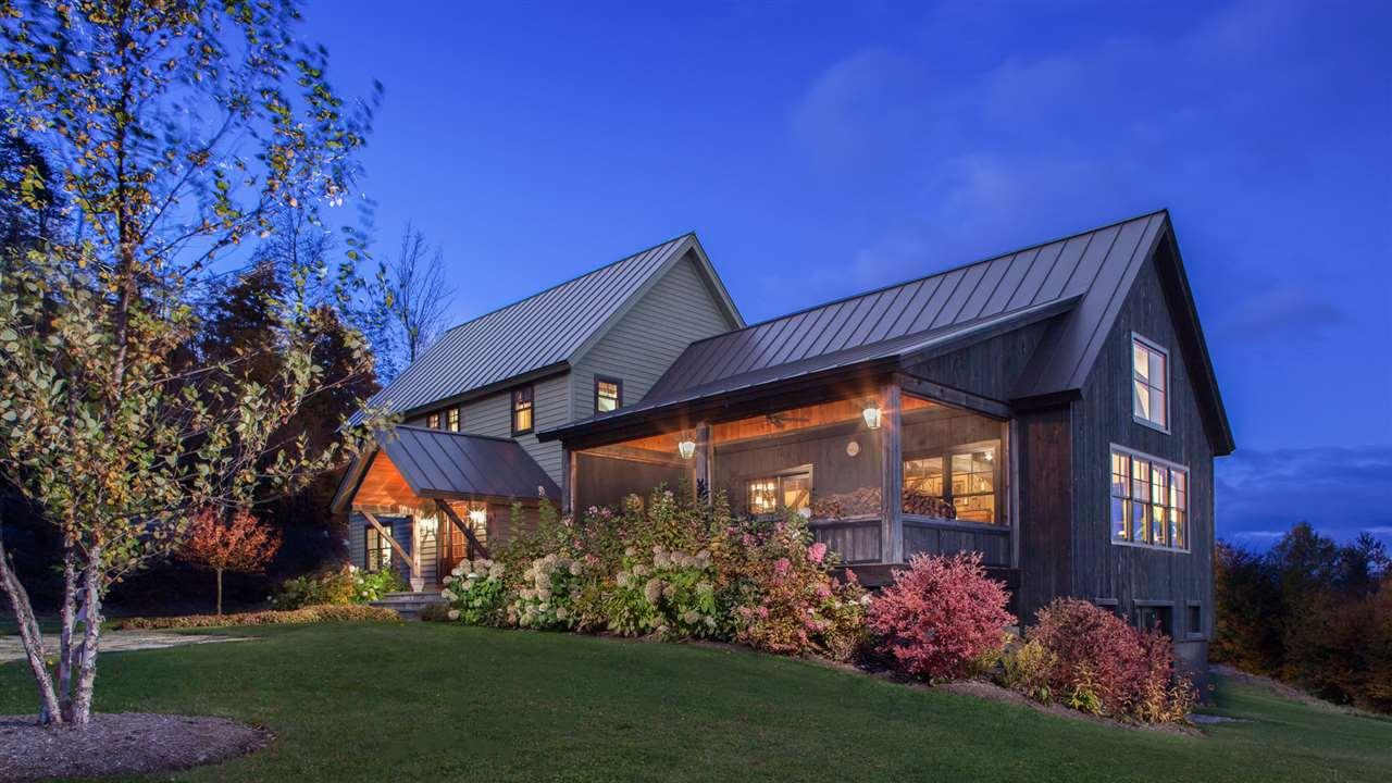 BARNARD VTLake House for sale $$1,450,000 | $233 per sq.ft.