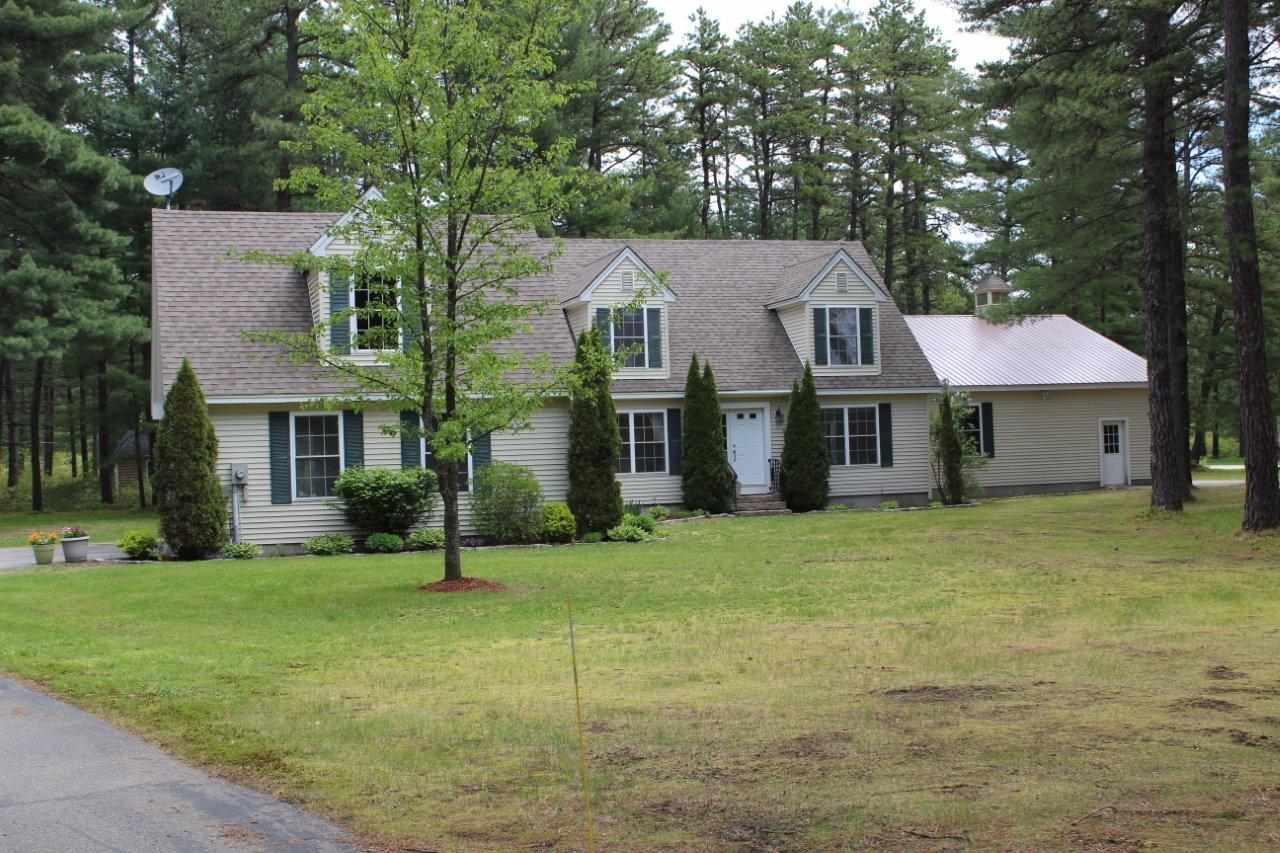 OSSIPEE NH Home for sale $329,000