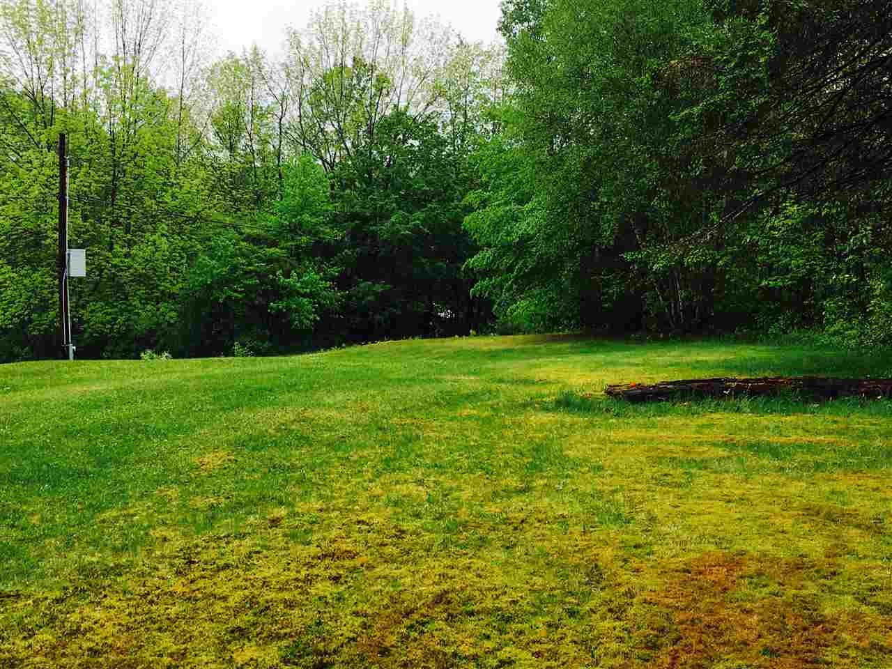 Village of White River Junction in Town of Hartford VT  05001 Land  for sale $List Price is $39,900