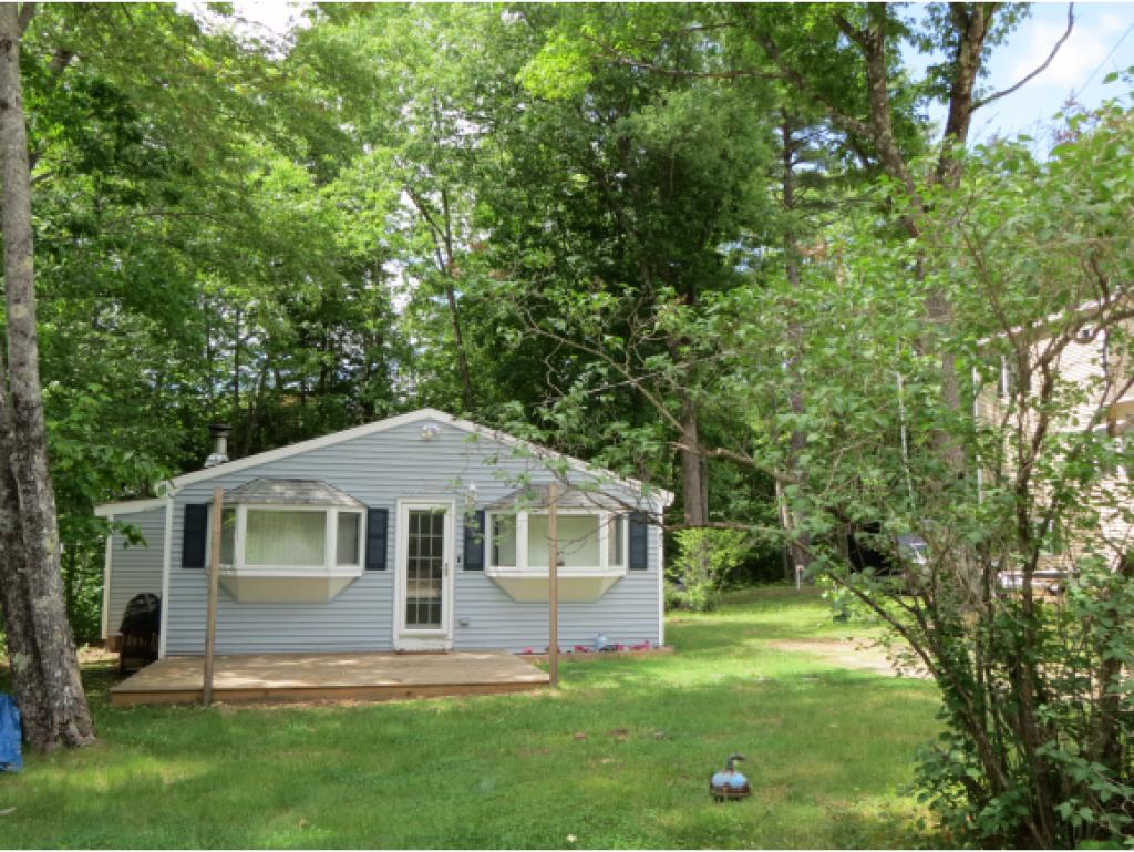 Moultonborough NH Home for sale $List Price is $149,000