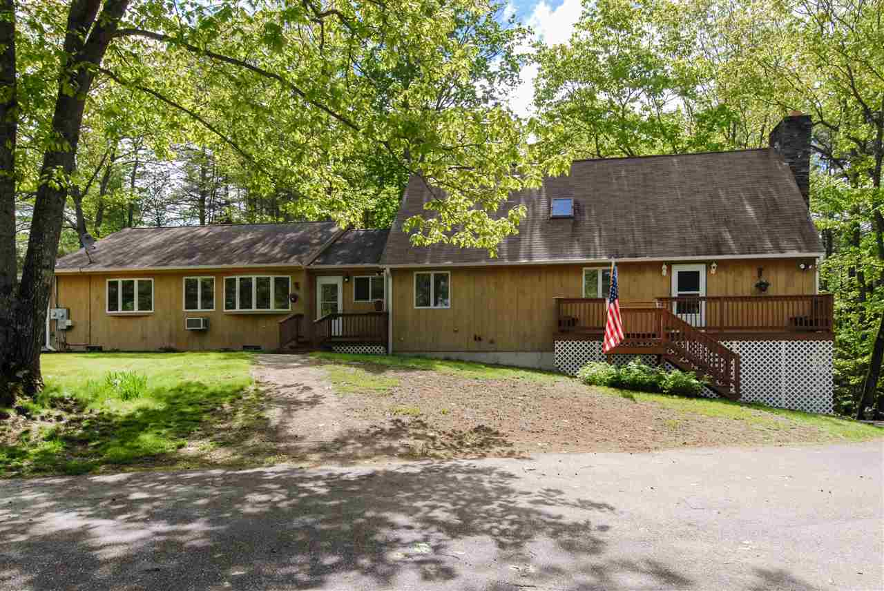NEW DURHAM NH  Home for sale $284,950