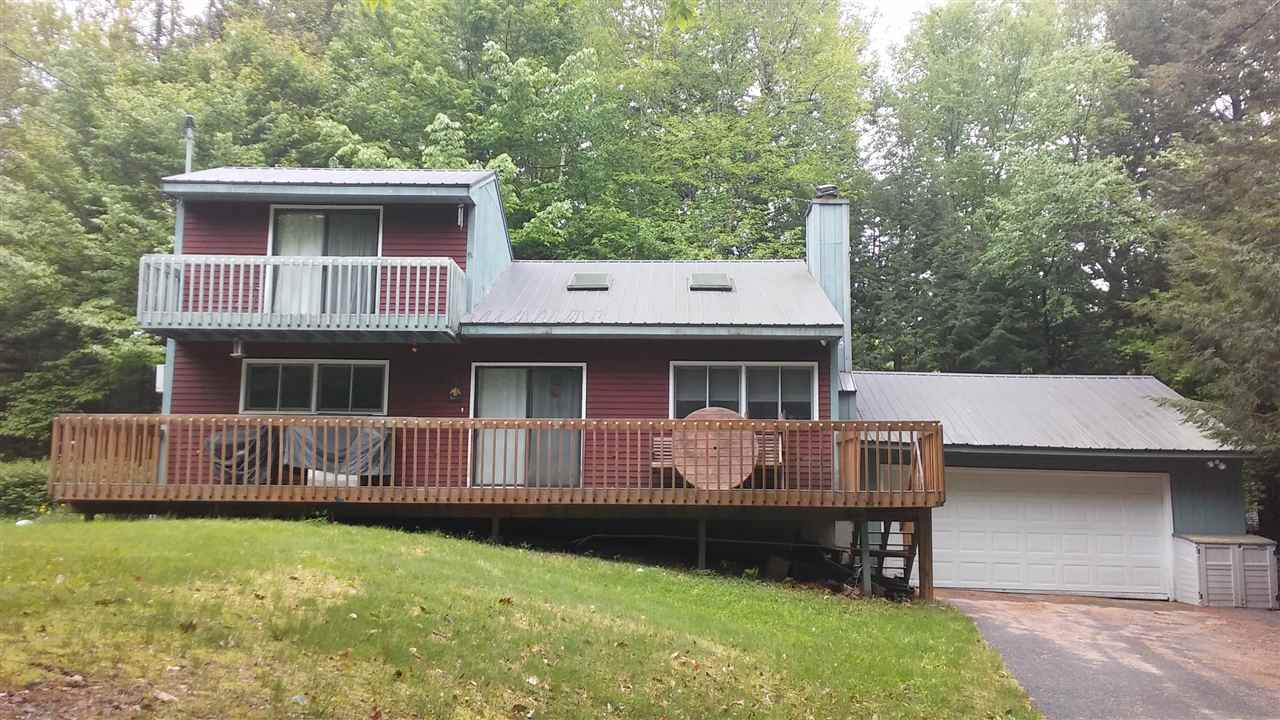 Moultonborough NH Home for sale $$195,000 $156 per sq.ft.