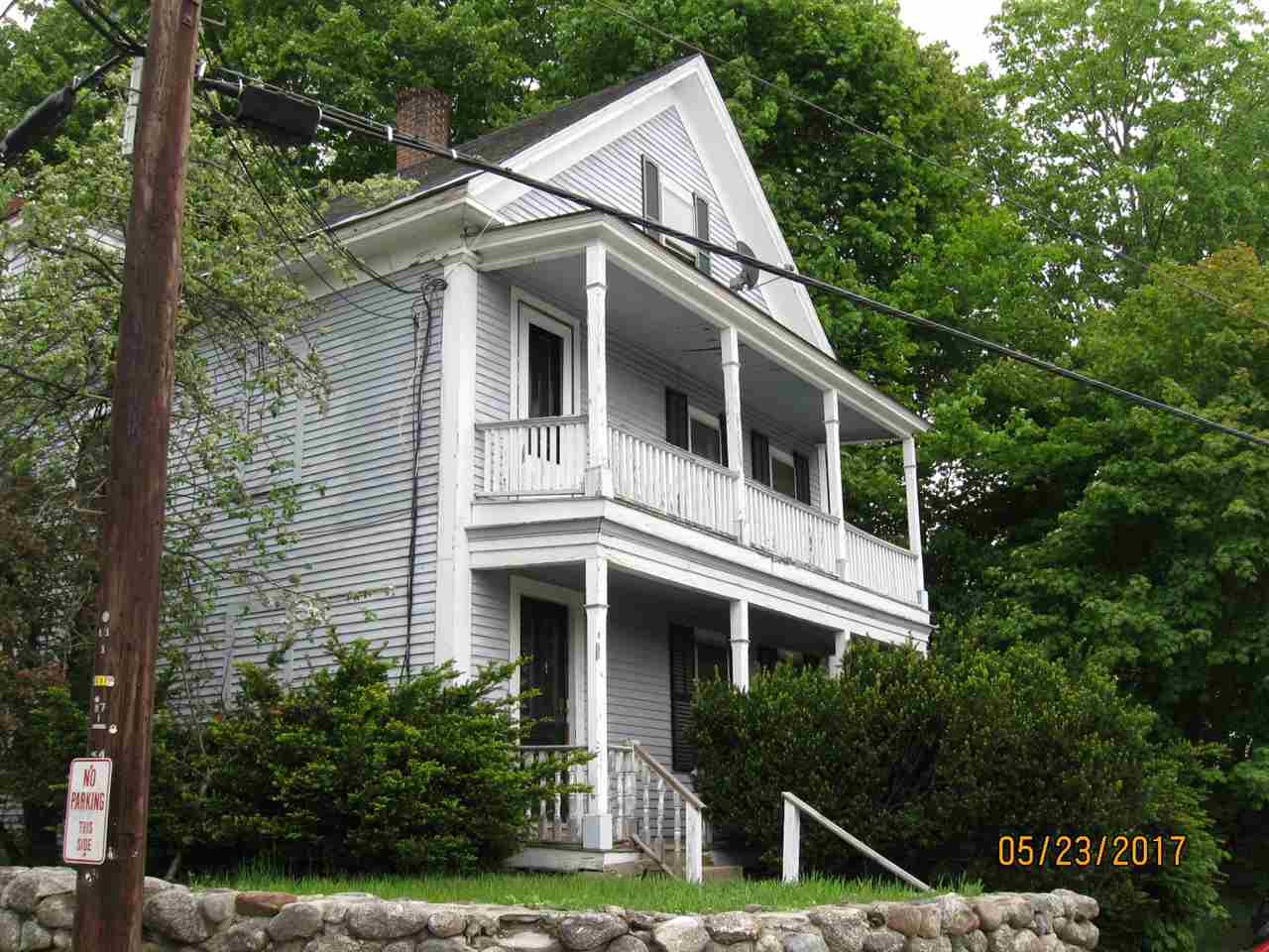Peterborough NH Multi Family for sale $List Price is $57,500