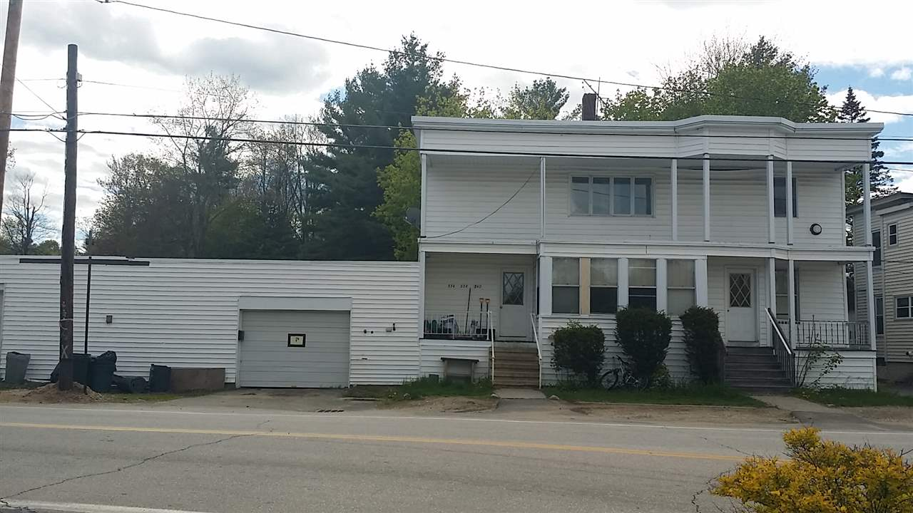 Goffstown NH Multi Family for sale $List Price is $549,000