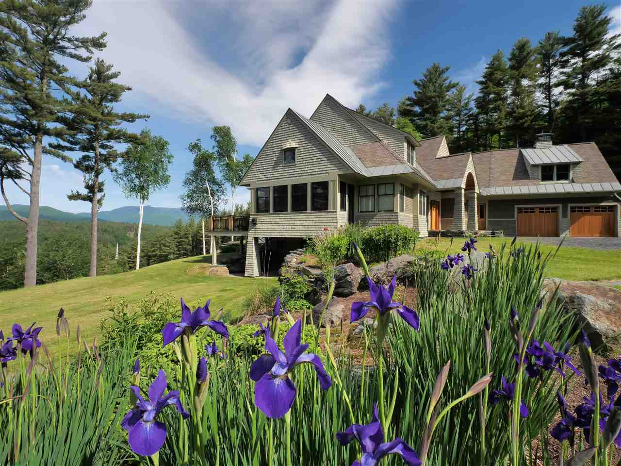 201 Taber Hill Road, Stowe, VT 05672