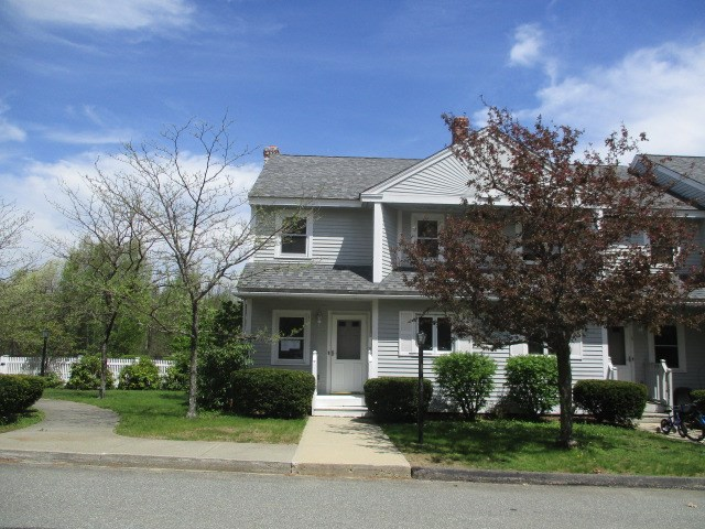 New Ipswich NH Condo for sale $List Price is $97,000