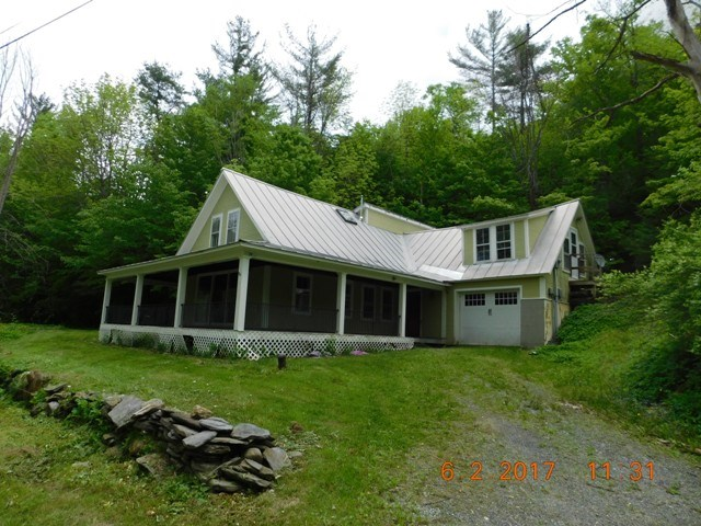 BARNARD VT Home for sale $$113,000 | $53 per sq.ft.