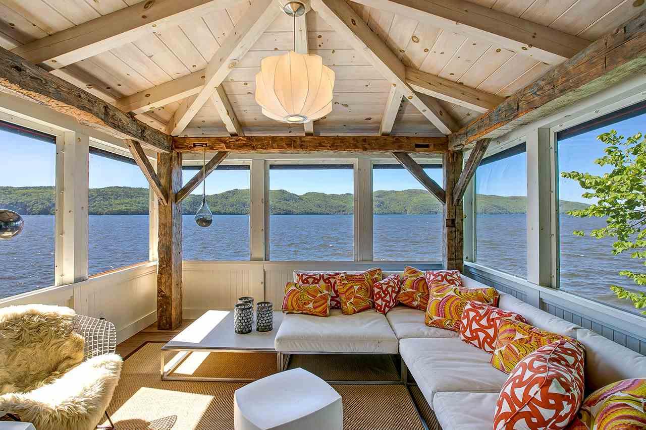 FERRISBURGH VTLake House for sale $$895,000 | $552 per sq.ft.