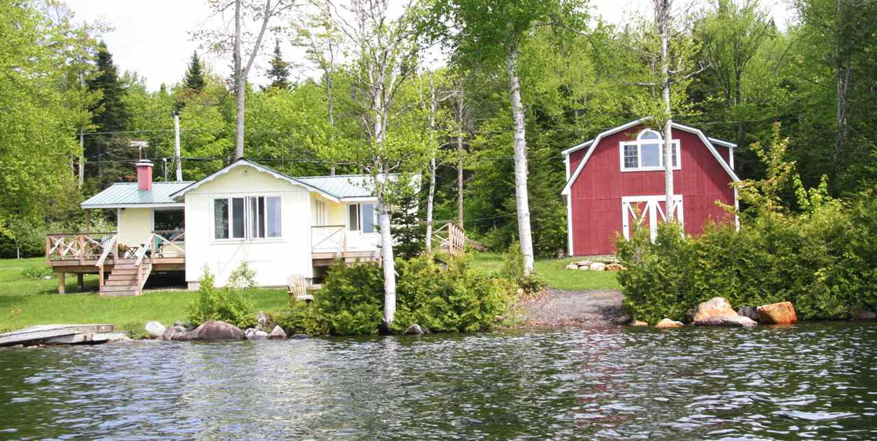 NEWARK VT Lake House for sale $$249,900 | $244 per sq.ft.