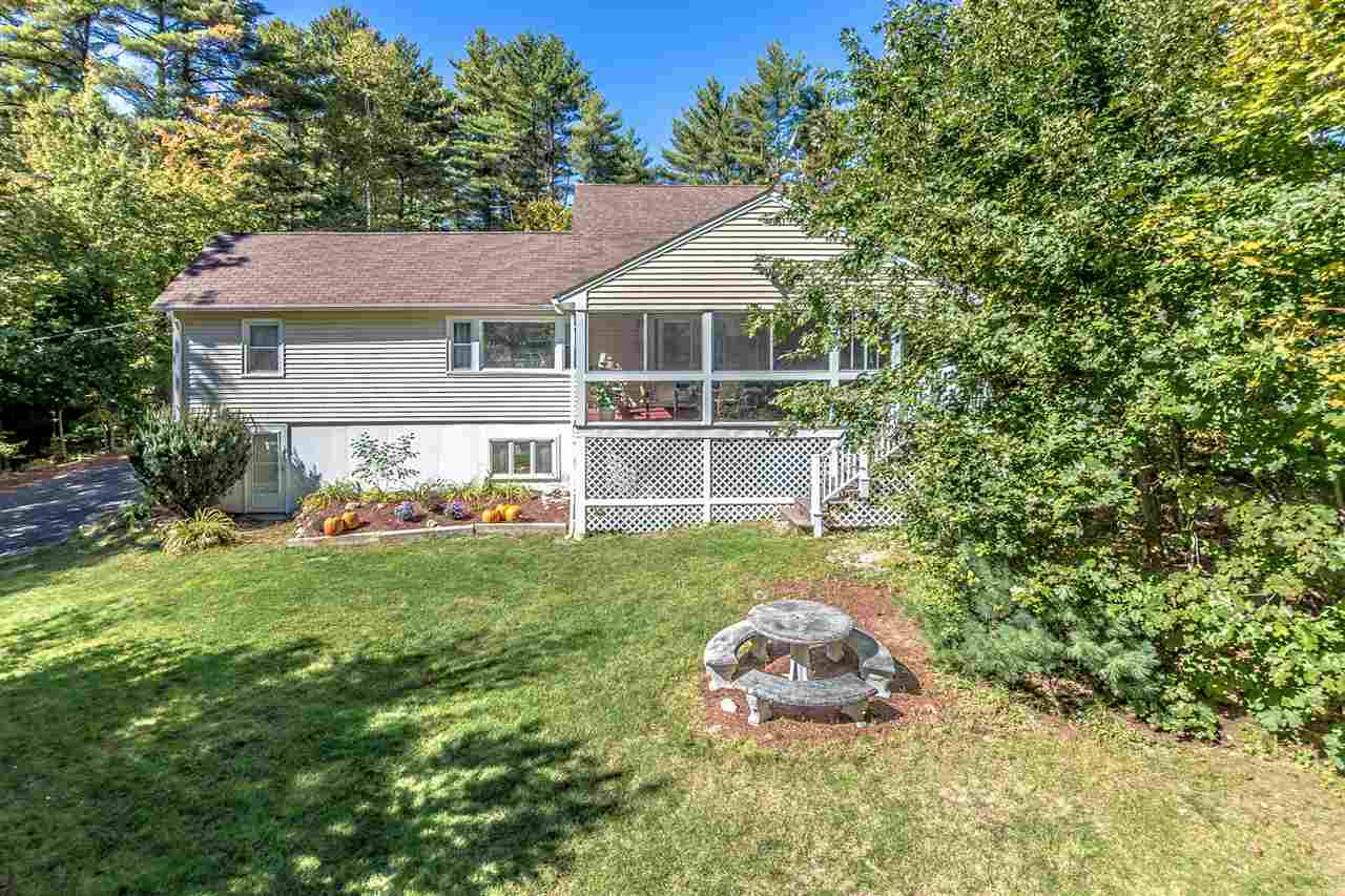 WOLFEBORO NH  Home for sale $469,000
