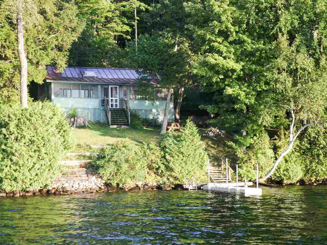 VILLAGE OF BOMOSEEN IN TOWN OF CASTLETON VT Lake House for sale $$369,000 | $446 per sq.ft.