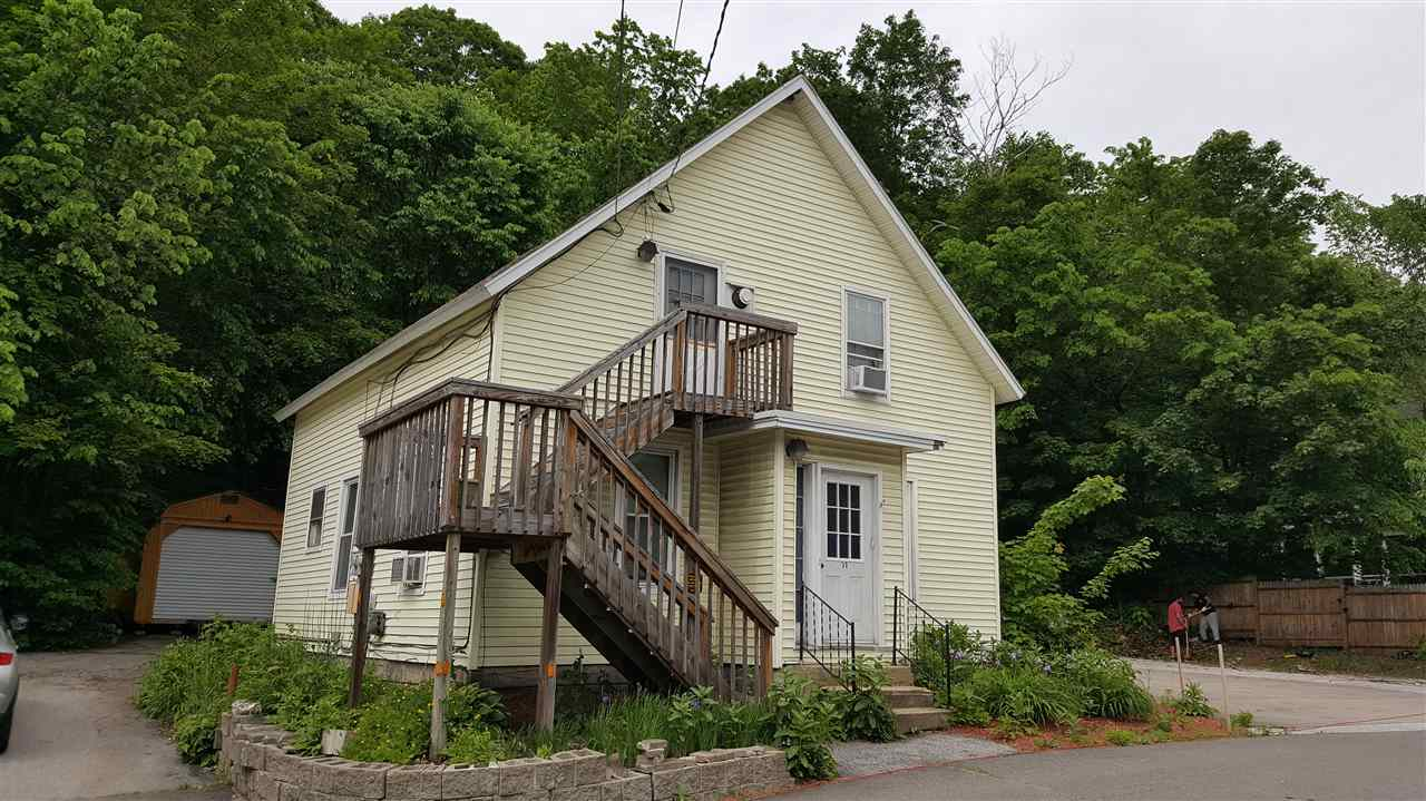 Goffstown NH Multi Family for sale $List Price is $224,900