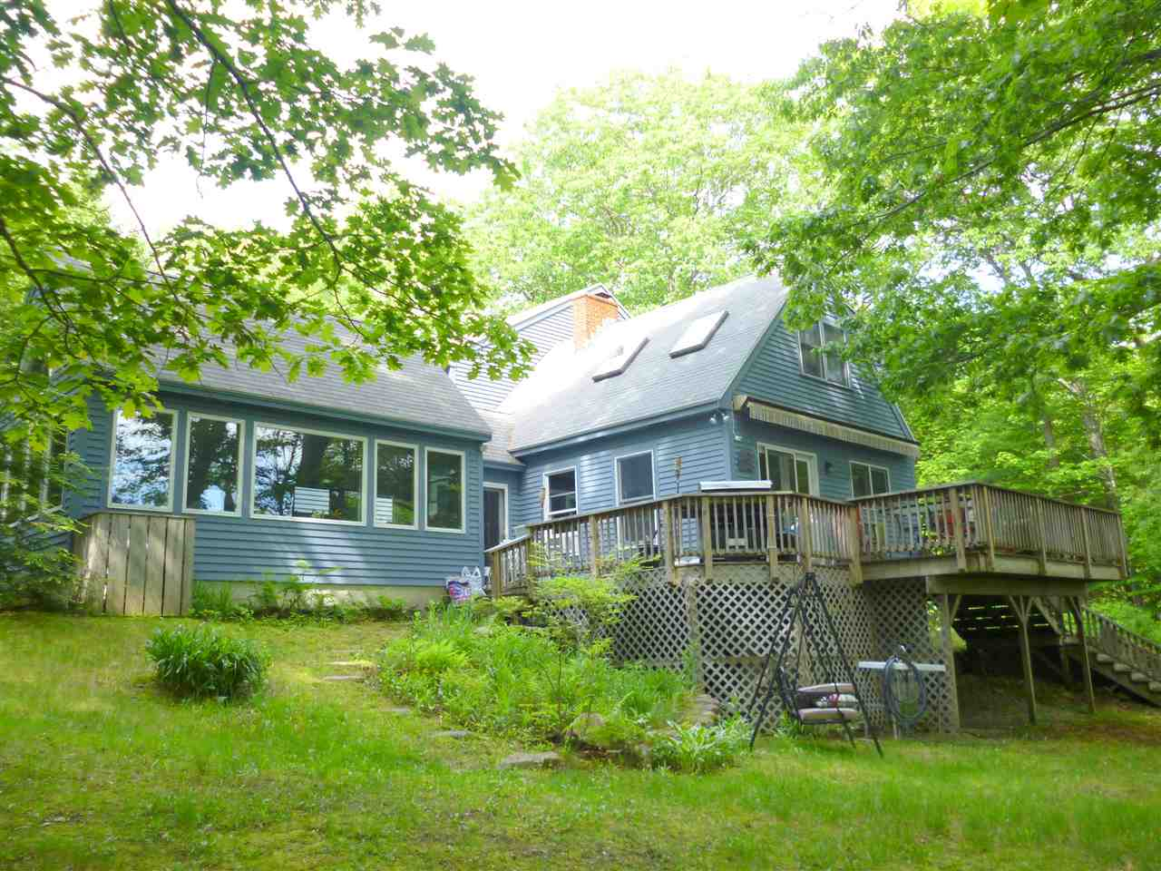 WOLFEBORO NH  Home for sale $799,000