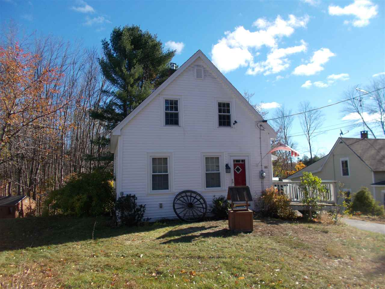 BOSCAWEN NH Home for sale $$134,900 | $166 per sq.ft.