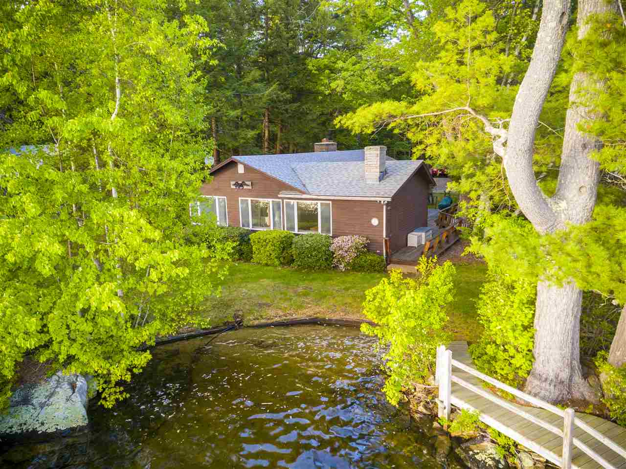 CENTER HARBOR NH  Home for sale $810,000