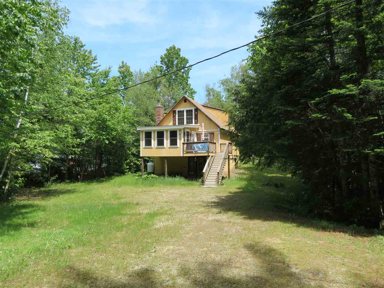 Moultonborough NH Home for sale $List Price is $235,000