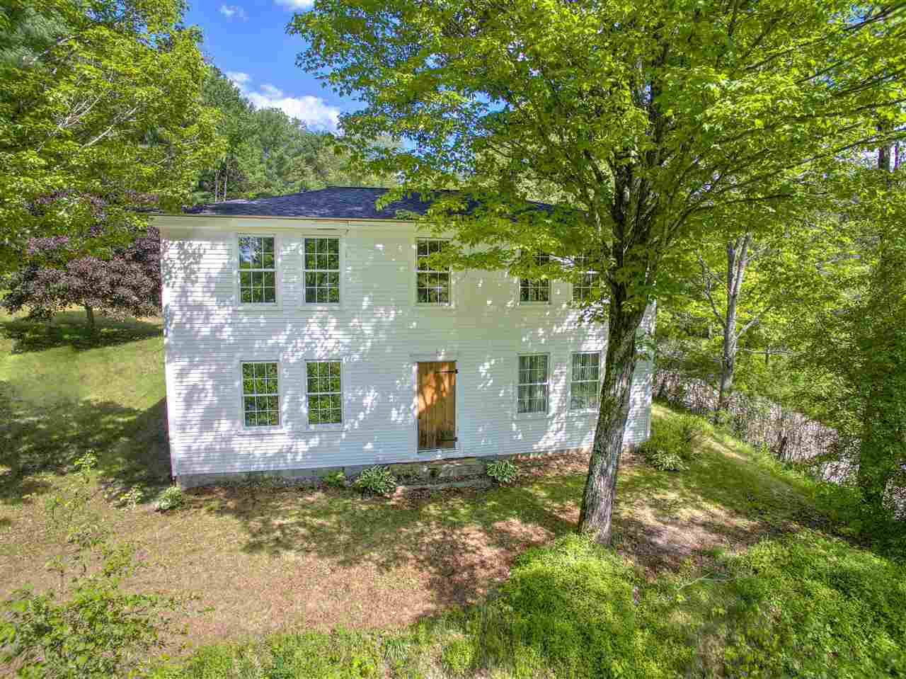 1  Franklin Hill Lyme, NH 03768