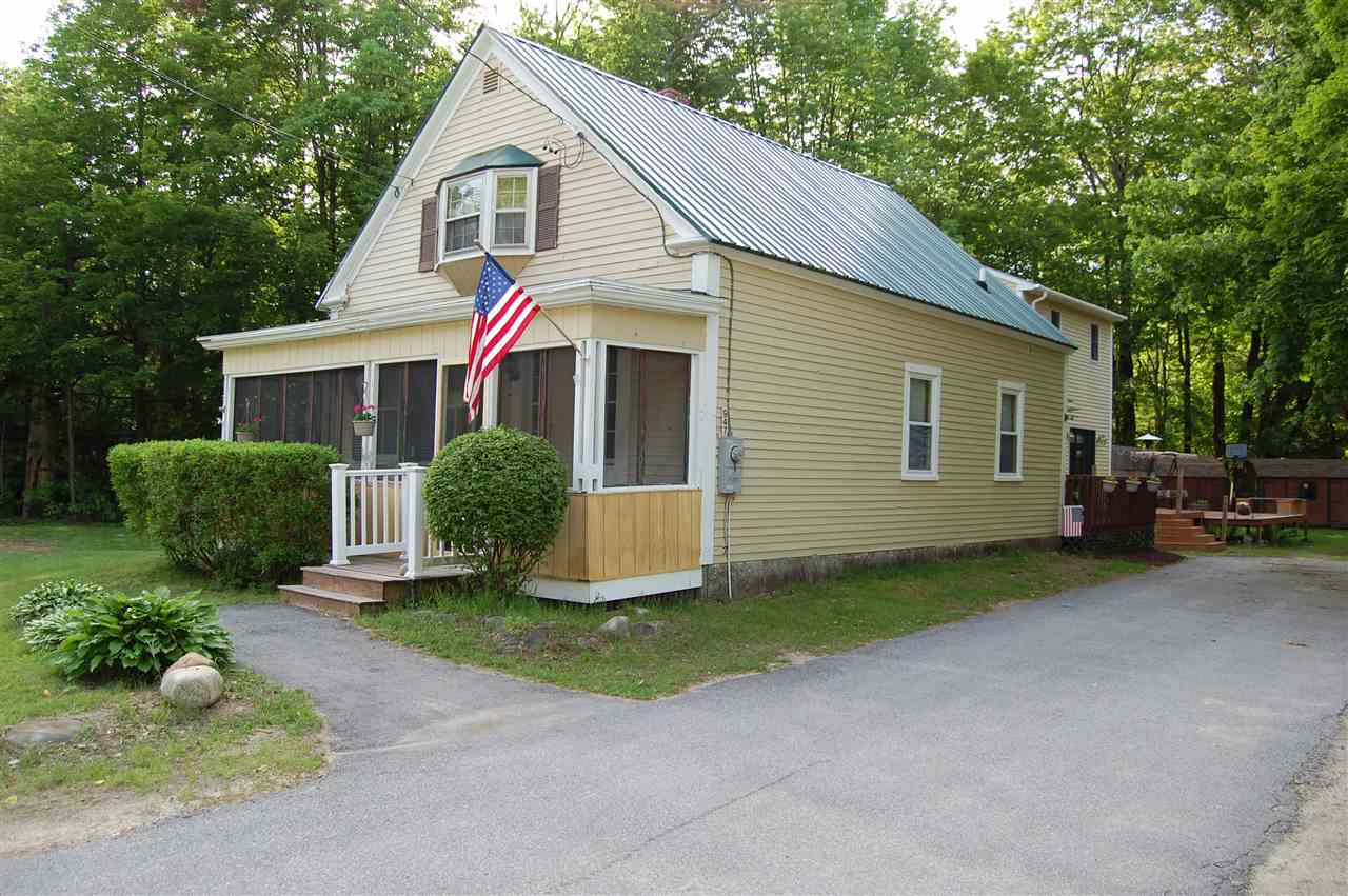 NEW HAMPTON NH  Home for sale $199,000