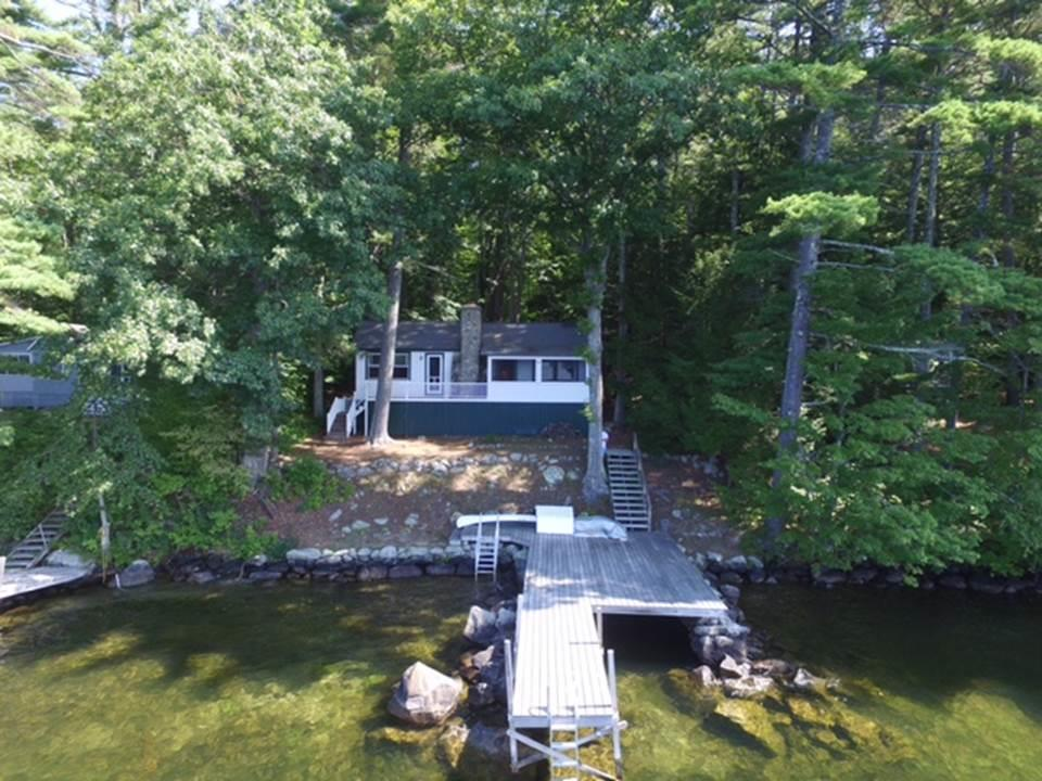 VILLAGE OF MELVIN VILLAGE IN TOWN OF TUFTONBORO NH  Home for sale $799,000
