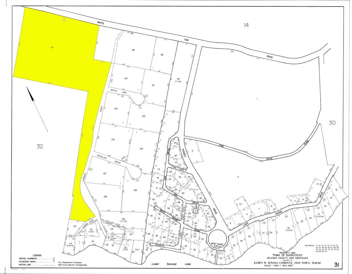 110  White Oak Barnstead, NH 03225