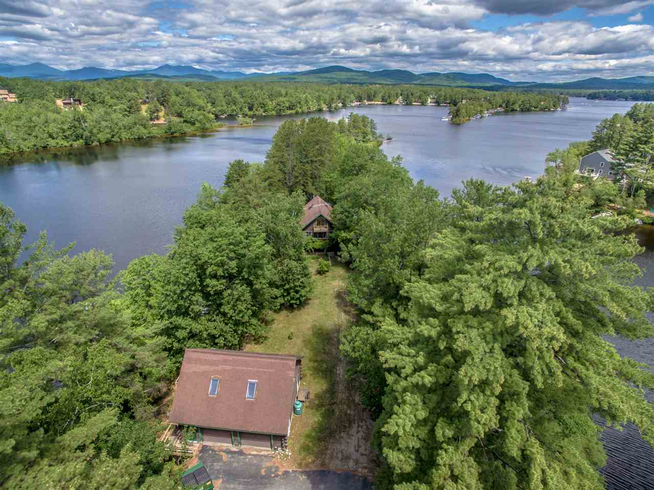 OSSIPEE NH  Home for sale $995,000