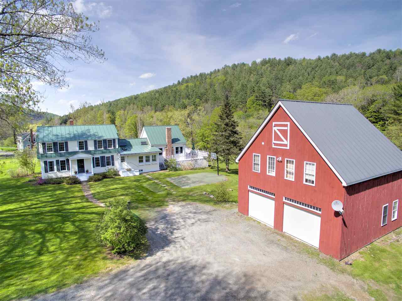 WOODSTOCK VT Home for sale $$549,500 | $199 per sq.ft.