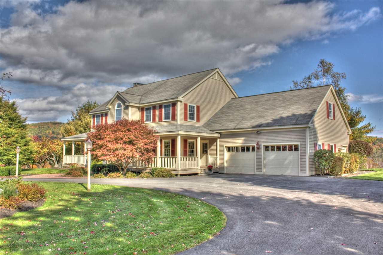 VILLAGE OF QUECHEE IN TOWN OF HARTFORD VT Home for sale $$749,000 | $189 per sq.ft.