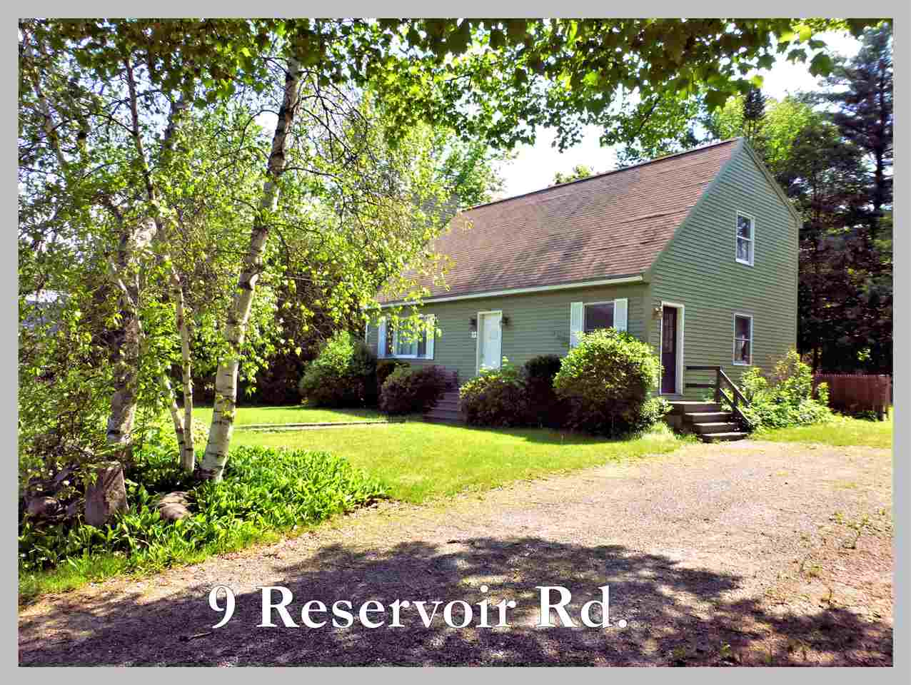9 Reservoir Road, Plymouth, NH 03264