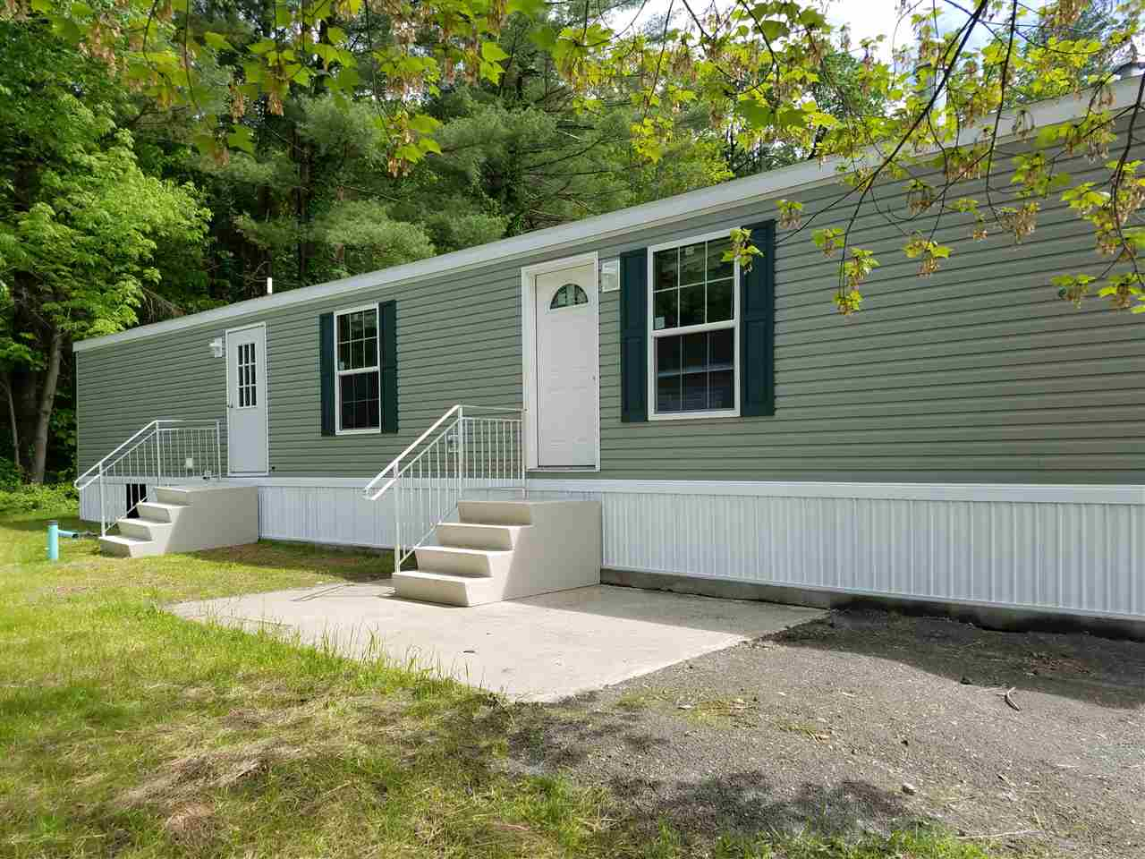 CHARLESTOWN NH Mobile-Manufacured Home for sale $$54,900 | $66 per sq.ft.