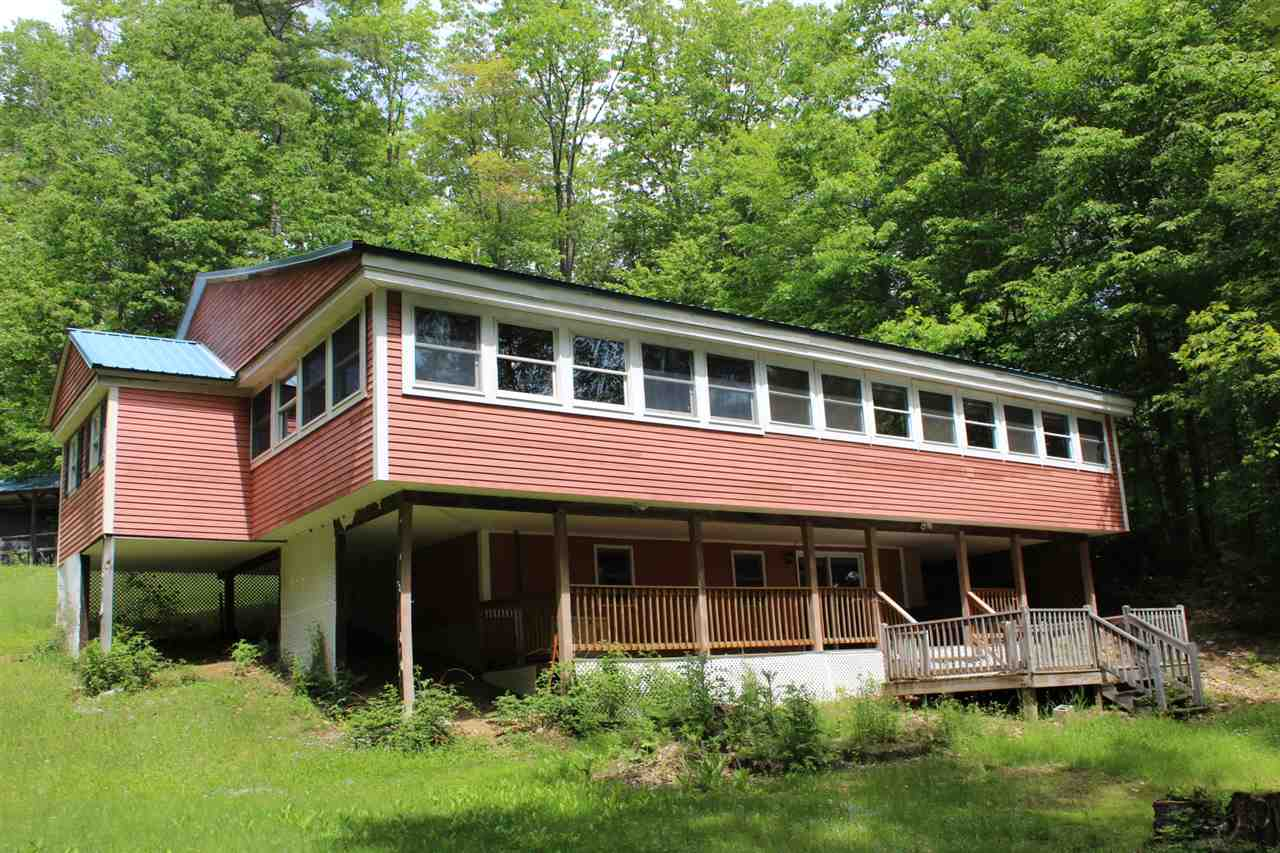 GRAFTON NH Lake House for sale $$235,000 | $137 per sq.ft.