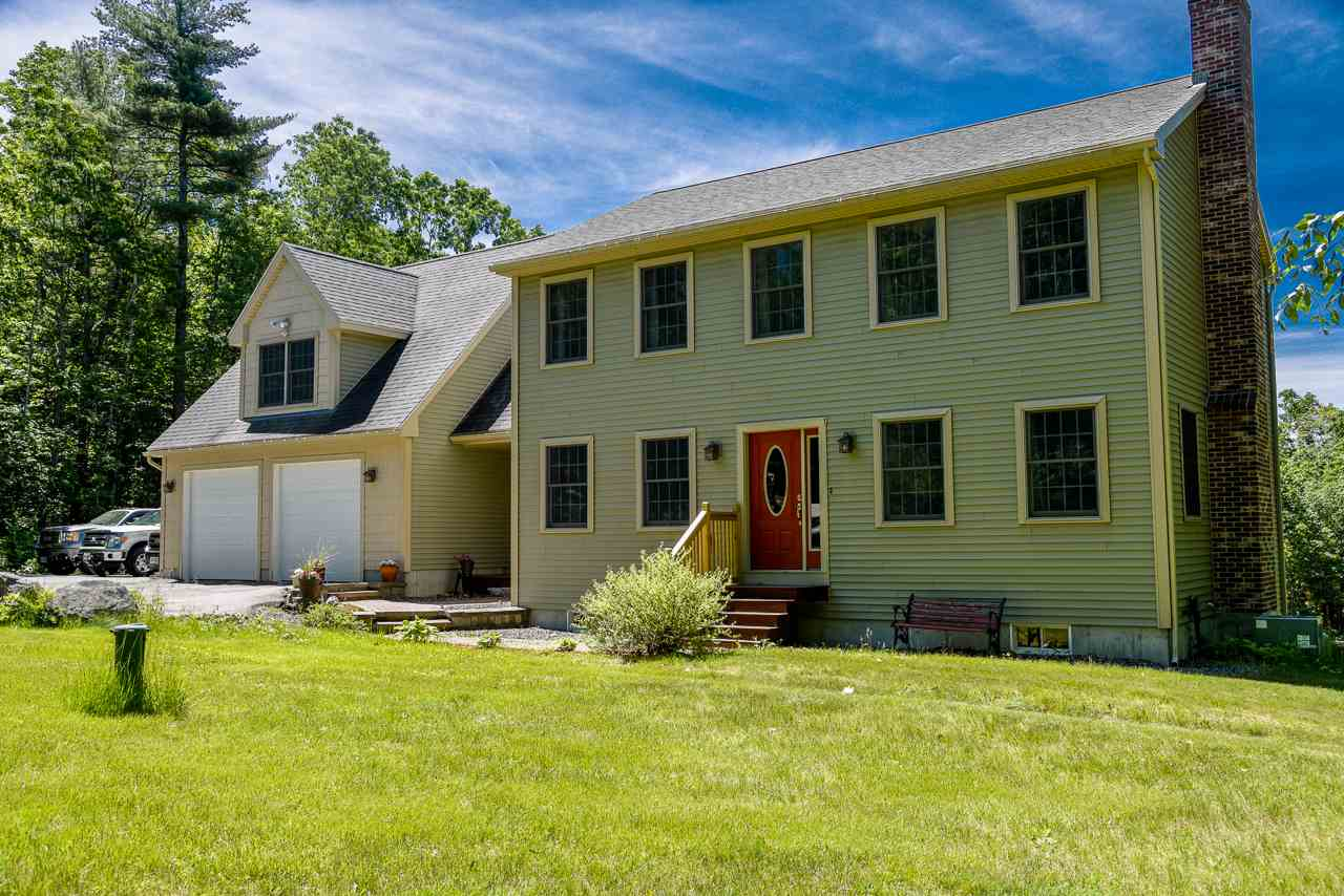 NEW DURHAM NH  Home for sale $338,000