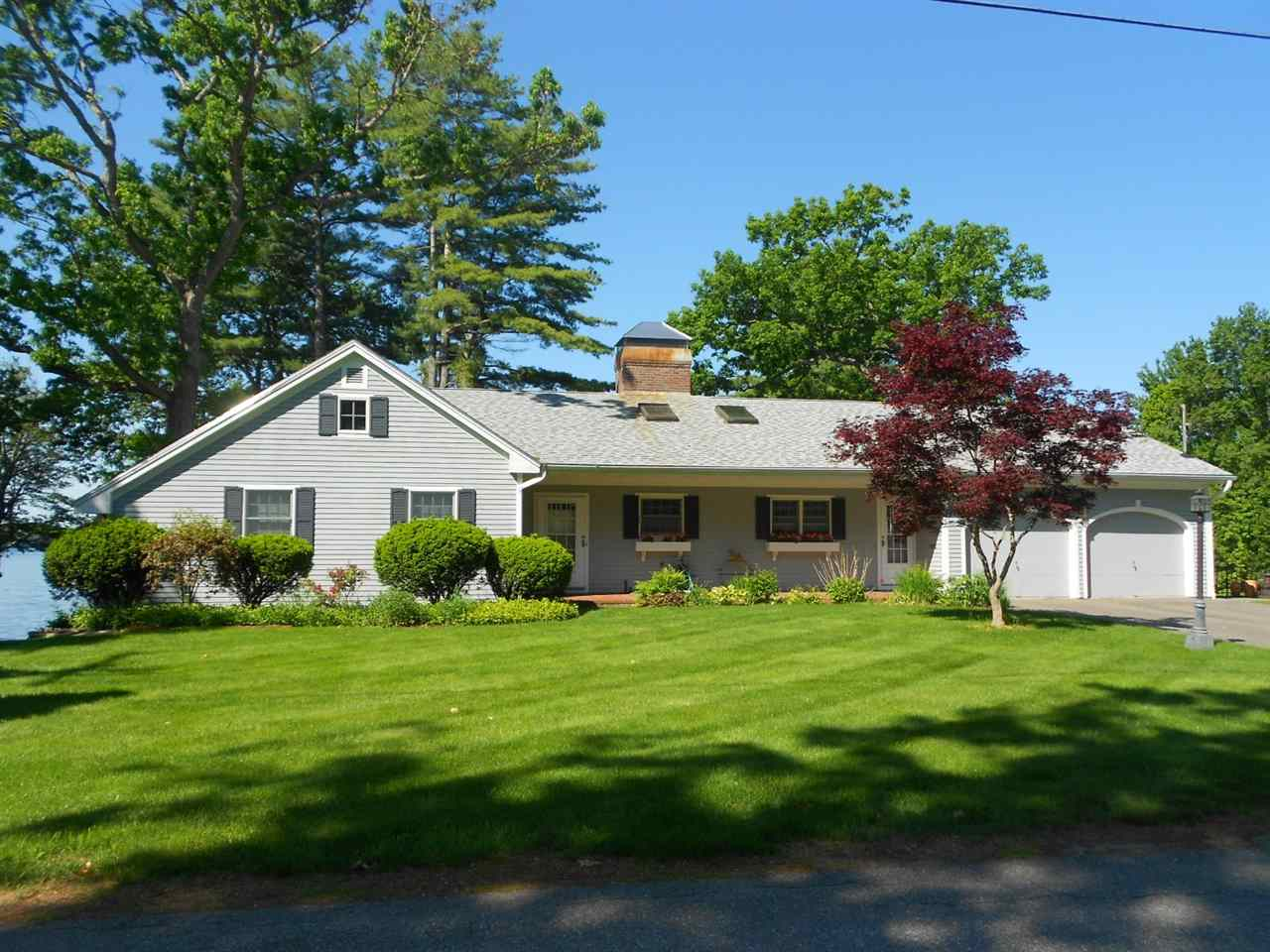 Lake Winnisquam waterfront home for sale in Laconia
