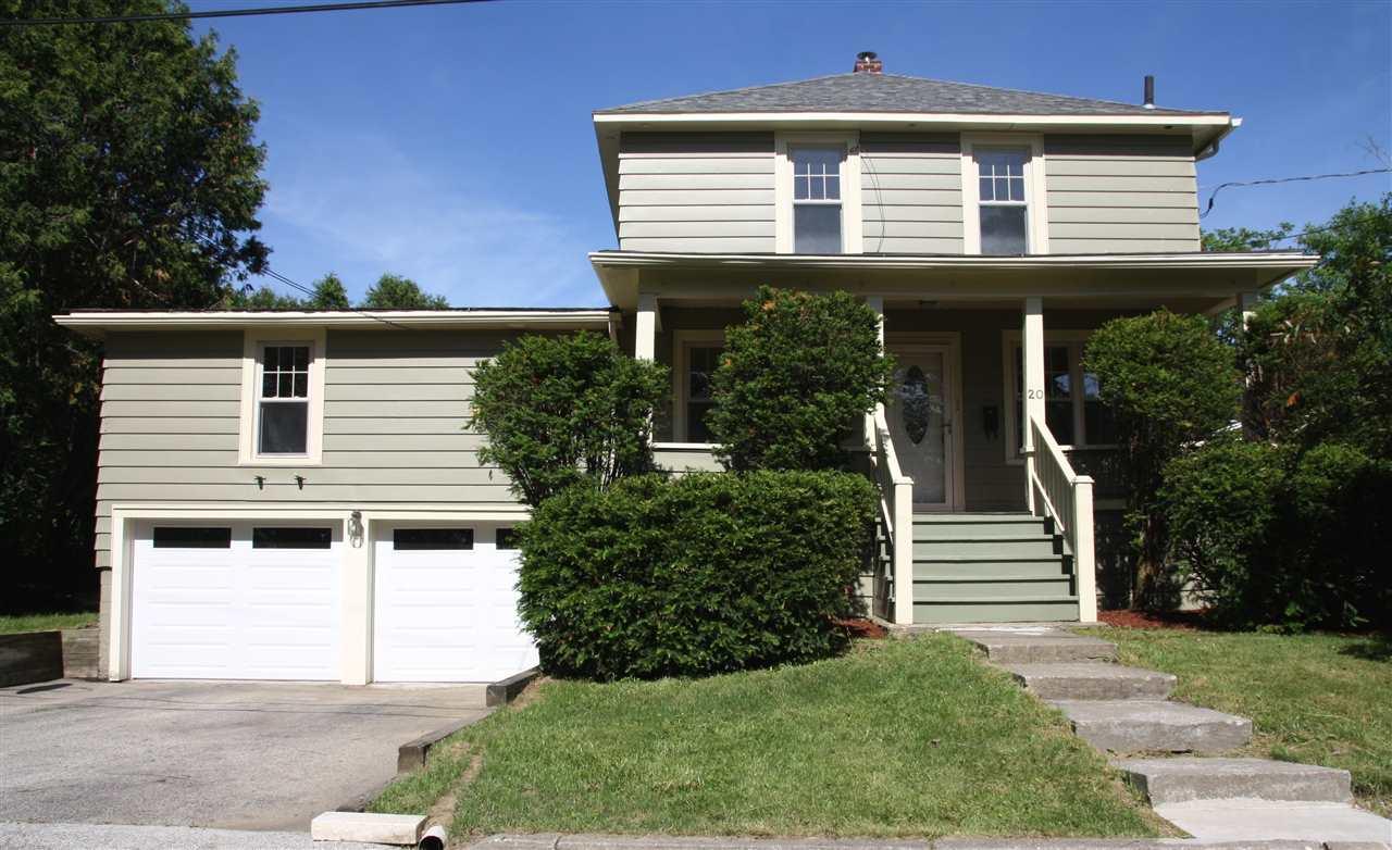 20 Highland Avenue, Rutland City, VT 05701
