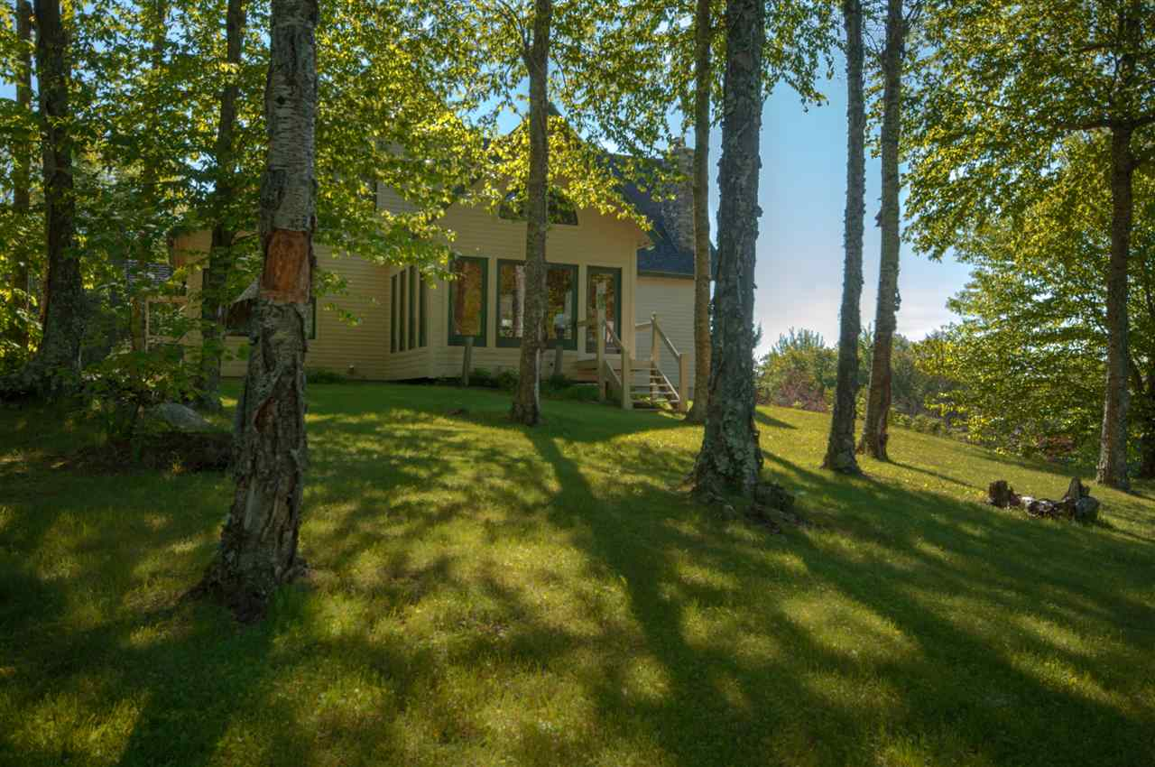 145 private acres with long range views....