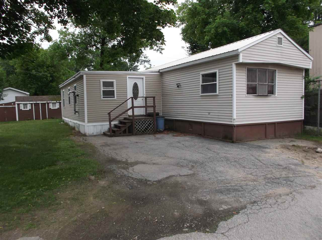 Concord NHMobile-Manufacured Home for sale $List Price is $40,000